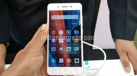 Vivo, Vivo V3, Vivo V3 discount, Vivo V3 price, Vivo V3 specifications, smartphones, Android, Moto G4 Plus, Oppo F1, mobiles, tech news, technology
