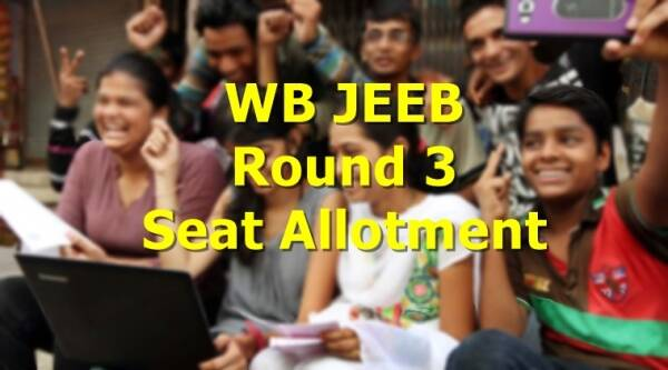wbjeeb.nic.in, wb jee seat allotment, jee round 3, wb jee round 3, west bengal jee, www.wbjeeb.nic.in, west bengal joint entrance examination, wb joint entrance examination board, WB JEE, west bengal entrance, west bengal seat allotment, west bengal engineering result, west bengal engineering seat allotment date,west bengal engineering round 3 seat allotment date