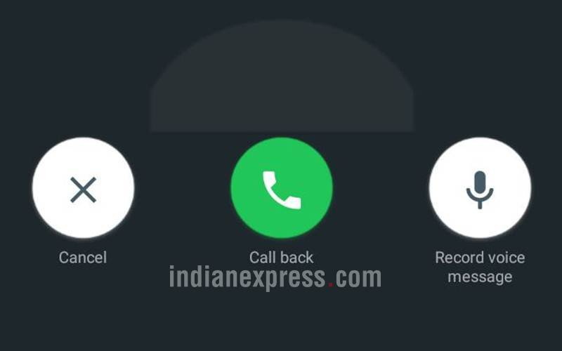 WhatsApp finally starts rolling out call back and voicemail feature to Android beta users