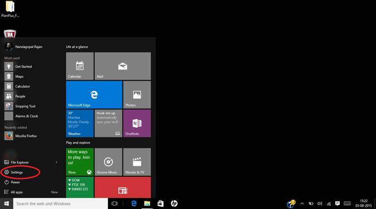 Microsoft Windows 10 comes with a redesigned start screen, Hello face recognition and Cortana digital assistant