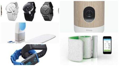 Withings, health mate app, withings body, withings activite, wireless blood pressure monitor, withings pulse ox, withings aura, health gadgets, health apps, technology, technology news