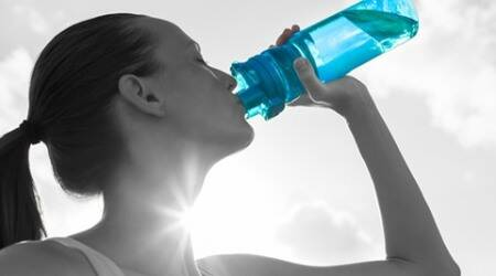 Looking to lose weight? Drinking more water may help you
