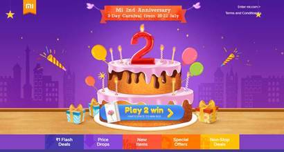 Xiaomi Mi anniversary sale from July 20: Here is everything you need to know