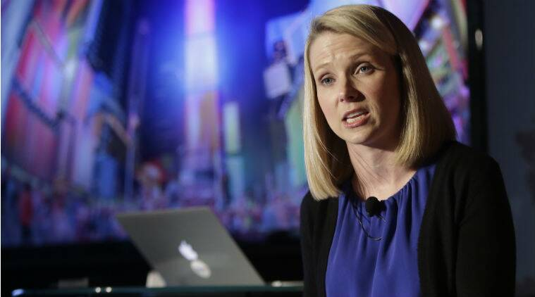 yahoo, verizon, marissa mayer, marissa mayer letterm yahoo ceo, Verizon buys out Yahoo, Verizon Yahoo deal, Yahoo sold to Verizon, Verizon Communications, Yahoo-Verizon deal, Yahoo Verizon deal, Yahoo Verizon acquisition, technology, technology news