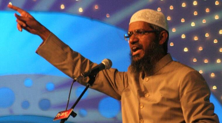 Zakir Naik is wanted in India for allegedly conducting terror-related activities and giving hate speeches.