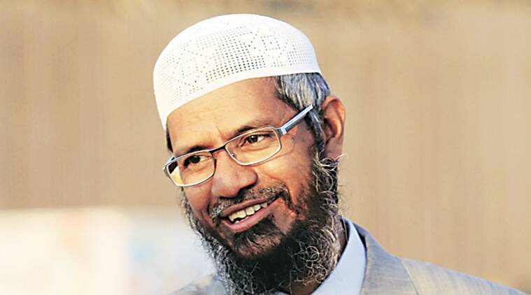 zakir naik, dr zakir naik, islam preacher, dhaka attack, bangladesh attack, zakir naik islamic state, muslim terrorists, islam terrorism, zakir naik ideology, osama bin laden video, zakir naik speech, peace tv, hindu muslim, terrorism is not muslim monopoly speech, zakir naik news, dhaka attack news, indian express column