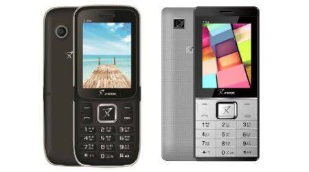 Ziox mobile announces 2 feature phones with mobile trackers starting at Rs 1,343