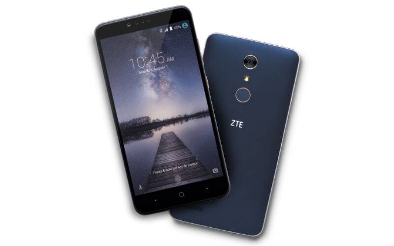 zte zmax pro android phone have created browser