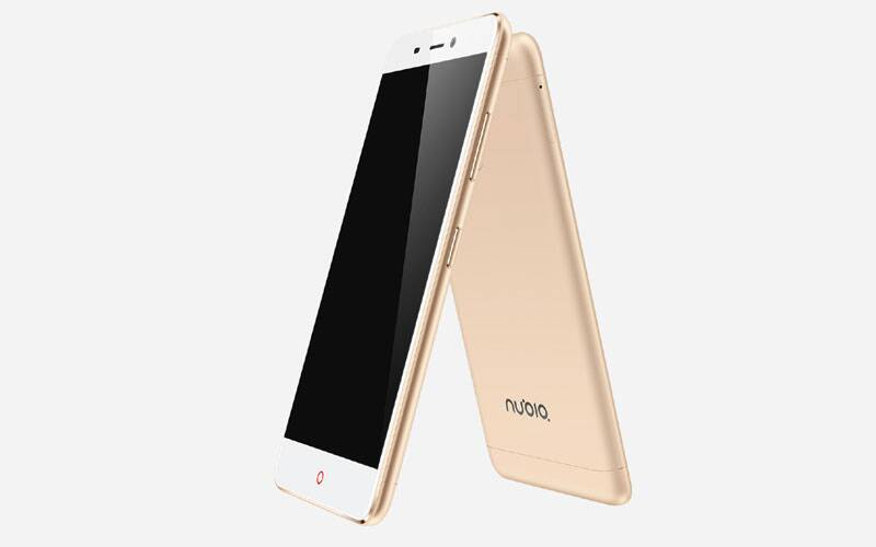 why single-digit zte nubia n1