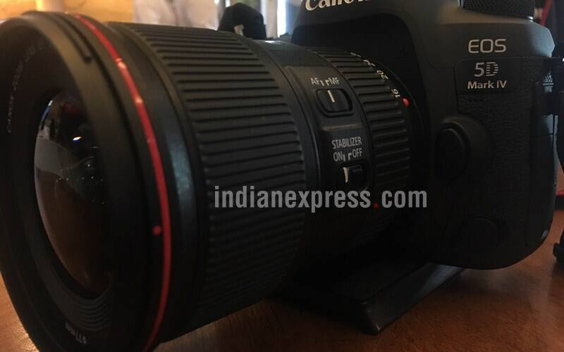 Canon EOS 5D Mark IV, Canon EOS 5D Mark IV India, Canon EOS 5D Mark IV price, Canon EOS 5D Mark IV specs, Canon EOS 5D Mark IV 4K recording, Canon EOS 5D Mark IV India launch, Canon EOS 5D Mark IV India purchase, Canon EOS 5D Mark IV India feature, camera, cameras, technology, technology news