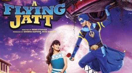 A Flying Jatt box office collection day 1