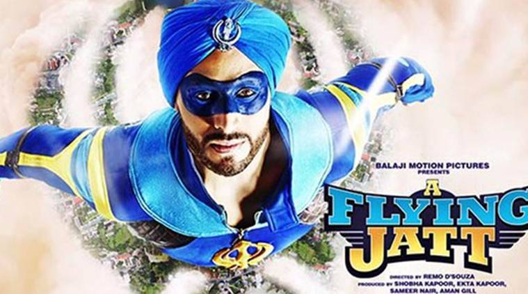 Tiger Shroff, Flying Jatt review, Flying Jatt movie review, Flying Jatt movie, Tiger Shroff image