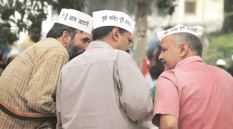 politics, polls, elections, poll film, election documentary, an insignificant man, indian electoral politics, non fiction political thriller, aam aadmi party, aap, arvind kejriwal, khushboo ranka, vinay shukla, anand gandhi, indian express talk, movies, entertainment, documentary