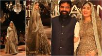 LFW W/F 2016: A glowing Kareena Kapoor Khan looked resplendent for Sabyasachi's opulent grand finale