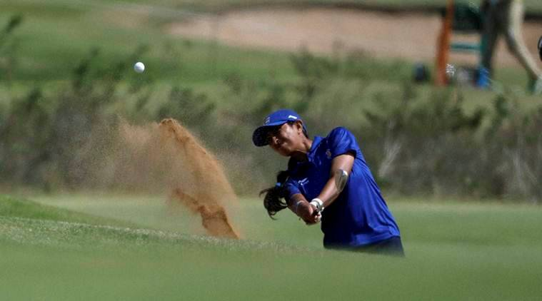 golf, india golf, aditi ashok, ashok, aditi ashok india, aditi ashok golf, aditi ashok european tour, golf european tour, golf news, sports news
