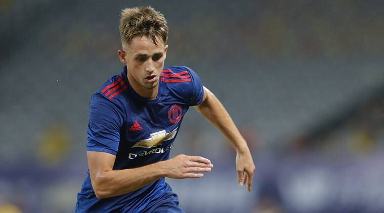 Adnan Januzaj, Real Sociedad, Manchester United, Adnan Januzaj Real Sociedad transfer, Football news, Indian Express