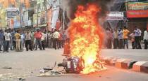 Week after Agartala violence: Wary tribals hesitate to return to state capital, opposition 'notice' to government