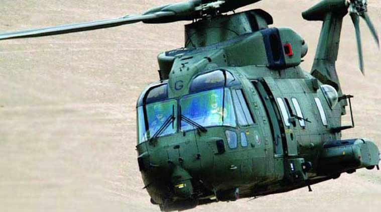 vvip chopper case news, ed news, india news, indian express news