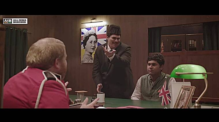 AIB Independence video, this independence day, India Pakistan, independence day, 70th independence, AIB, AIB latest, AIB Tanmay Bhat latest, India AIB latest, AIB latest funny videos, AIB funny videos, India funny videos, Independence day funny