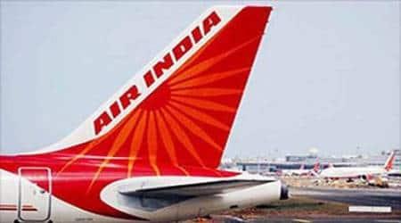 Air India, AI, Air India flights, Air India Mumbai-Newark flight, Mumbai-Newark, Kazakhstan, Newark flight, Newark plane, Air India news, India news, indian express news