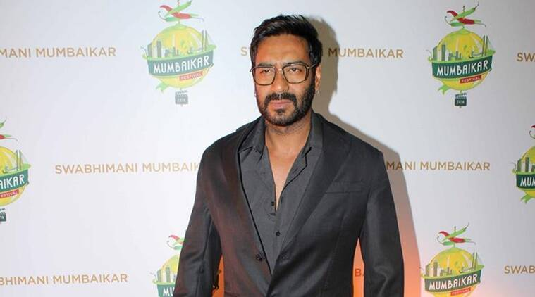 Image result for ajay devgn indian express