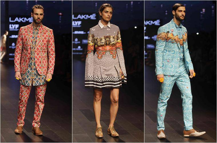 lakme fashion week, lfw 2016, lakme fashion week collection, lfw 2016 day four, armaan randhawa, ajay kumar, rohit khandelwal, asa  Kazingmei, fashion news, LFW 2016 news, latest news