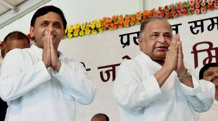 samajwadi party, Mulayam Singh Yadav, Akhilesh Yadav, shivpal yadav, Samajwadi Party, SP feud, Shivpal Yadav, SP meeting, SP news, UP politics, UP news, India news, latest news, Indian express