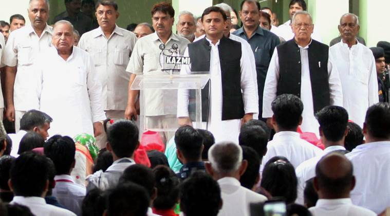 shivpal resign, sidharth nath resign, bjp up, mulayam singh yadav, sp chief mulayam yadav, akhilesh yadav, Shivpal Yadav , sp workers, india news, latest news