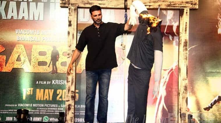 Akshay Kumar, Akshay Kumar stuns