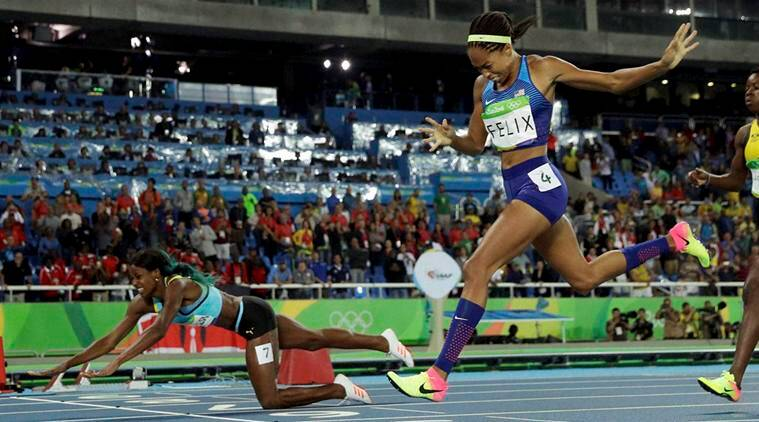 Allyson Felix, Simone Biles, US Gold, US Gold miss, Americans Gold miss, US old medals Rio 2016 Olympics, Rio Olympics, Rio, Olympics, Gold medals