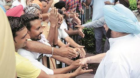 Amarinder Singh gives clean chit to Sucha Singh Chhotepur