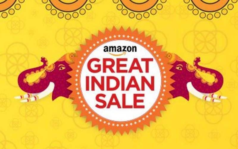 Amazon Great Indian Sale will held between August 8 and 10 and will give early access to prime members (Source: Amazon India)