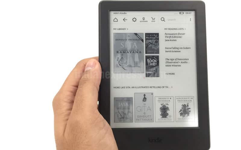 Amazon Kindle, Amazon Kindle review, Amazon New Kindle, New kindle, New Kindle review, Amazon Kindle price, Amazon Kindle specs, Amazon Kindle India