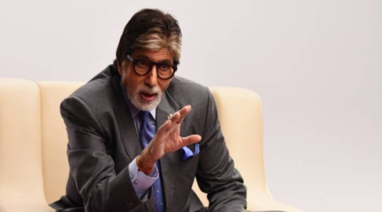 amitabh bachchan, Global Citizen Festival of India, girl child, amitabh bachchan girl child, amitabh global citizen, amitabh women empowerment, amitabh news, entertainment updates, indian express, indian express news