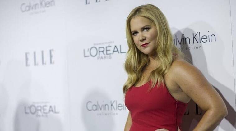 amy schumer, amy schumer donald trump, amy schumer donald trump comments, donald trump, us elections 2016, us elections, indian express, world news,