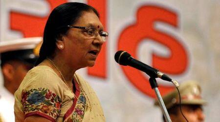 Women in cities believe breastfeeding will spoil their figure: MP Governor Anandiben Patel