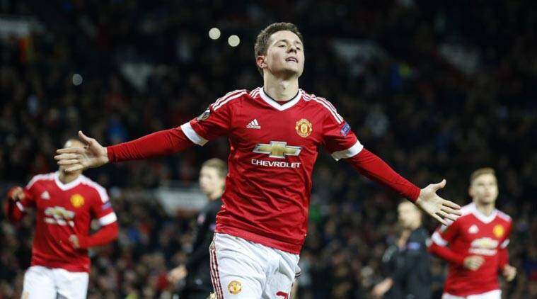 Manchester United, Manchester United Ander Herrera, Ander Herrera Manchester United, United Herrera, Herrera United, Europa League 2016, 2016 Europa League, Sports