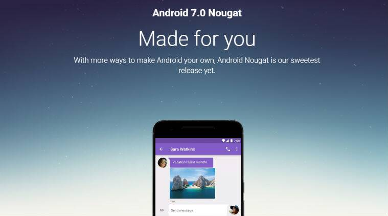 Android Nougat, Google, Android 7.0 Nougat launch, Android 7.0 Nougat, Android 7.0, Android Nougat, Android Nougat launched, Android Nougat install, Install new Android, Android 7.0, Android Nexus, Google Nexus, Nexus Android Nougat, Nougat released, new Android OS, technology, technology news