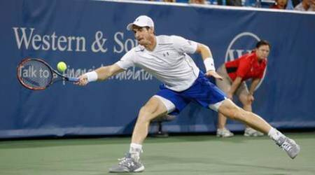 Andy Murray, Andy Murray Milos Raonic, Andy Murray Cincinnati, Raonic, Western and Southern Open, Tennis, Sports, Sports news