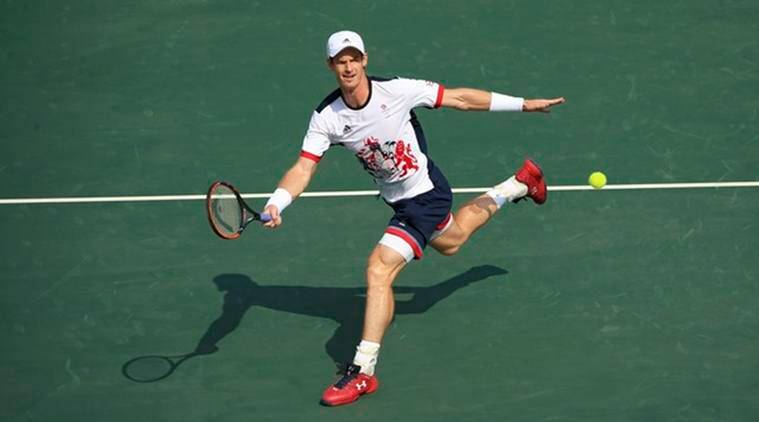 Andy Murray, Andy Murray Britain, Andy Murray Rio 2016 Olympics, Andy Murray Rio Olympics, Andy Murray Novak Djokovic, Novak Djokovic, Djokovic, Rio 2016 Olympics, Rio Olympics, Rio, Olympics, tennis