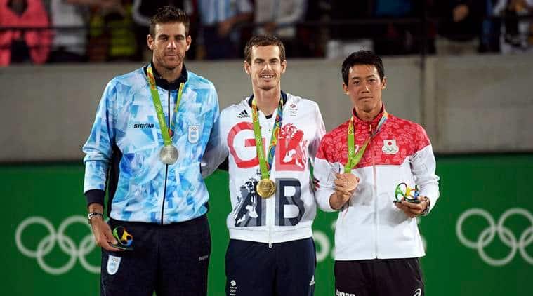 Andy Murray, Juan Martin del Potro, Monica Puig, Rio 2016 Olympics, Tennis, Rio Tennis, Olympics, Rio