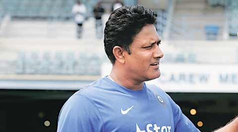 While bigger tests await, Anil Kumble clicks in his first  assignment in the Caribbean