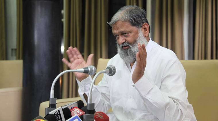 Anl Vij, Haryana Health Minister, haryana minister fake facebook account, Anil Vij fake facebook account, Haryana news, India news, latest news, Indian express