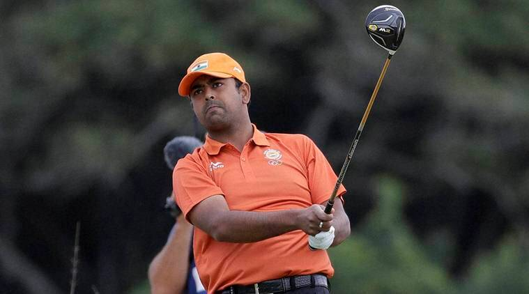 Chawrasia tied 22nd, Lahiri joint 57th at Olympics