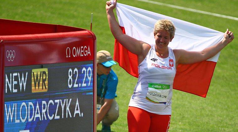 Athletics - Women's Hammer Throw Final