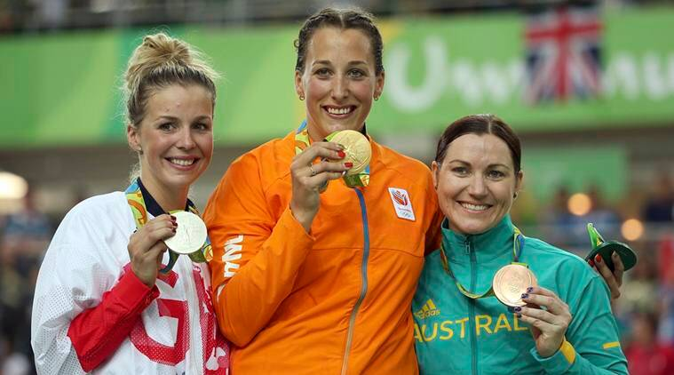Anna Meares, Anna Meares track cycling, Anna Meares Australia, Anna Meares bronze medal, Anna Meares medals, Anna Meares records, RIo 2016 Olympics, Anna Meares Rio, Olympics, track cycling