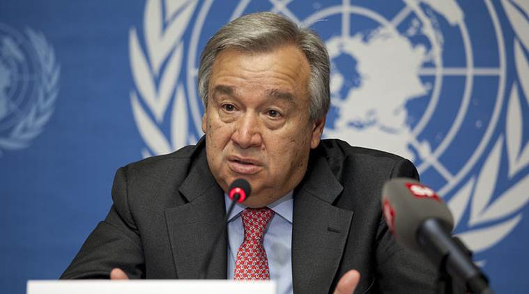 United Nations, Un, UN chief, ban ki-moon, UN chief election, Antonio Guterres, Antonio Guterres Un chief, United nations chief, Antonio Guterres united nations, Antonio Guterres Portuguese, Portuguese former prime minister UN chief, latest news, latest world news