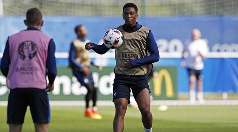Didier Deschamps, Anthony Martial, Didier Deschamps Anthony Martial Manchester United, manchester United, football, sports, sports news