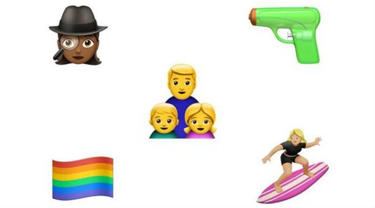 Apple Cup Trophy >> Apple will replace the pistol emoji with a water gun in iOS 10   The Indian Express