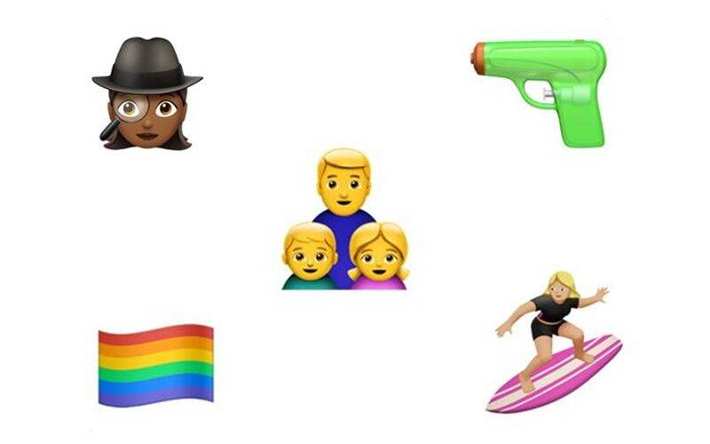 apple, apple new emojis, ios 10, apple ios 10 emojis, apple new women emojis, apple water gun emojis, ios 10 beta release, ios 10 release, technology, technology news